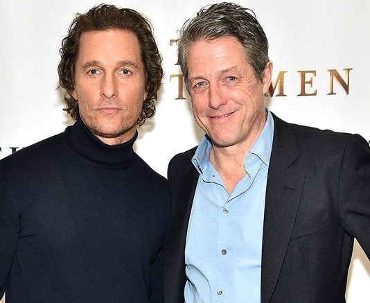 Matthew McConaughey, Hugh Grant play matchmakers