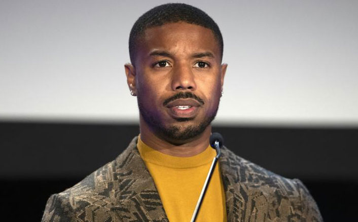 Michael B. Jordan: Oppression is all over the world
