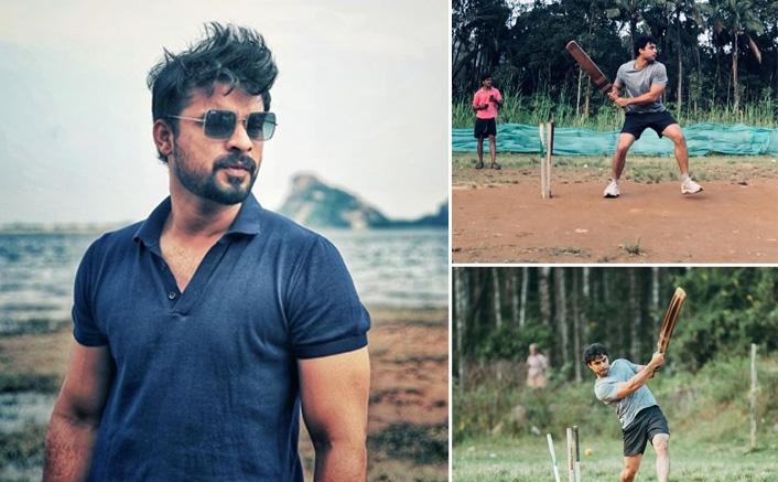 Minnal Murali: Tovino Thomas Enjoying The Game Of Cricket In Between Shots