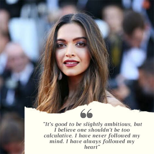 #MondayMotivation: Deepika Padukone's THIS Quote Defines The Way She Looks At Life
