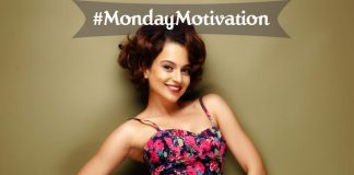 #MondayMotivation: Kangana Ranaut On Why The Fear Of 'Rock Bottom' Shouldn't Scare Anyone