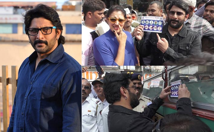 "Arshad Warsi: ""Mumbai's Traffic System Is Far Better Than Delhi & Other Places Of India"""