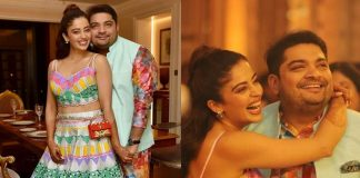 Nehha Pendse adds myriad hues to her wedding trousseau
