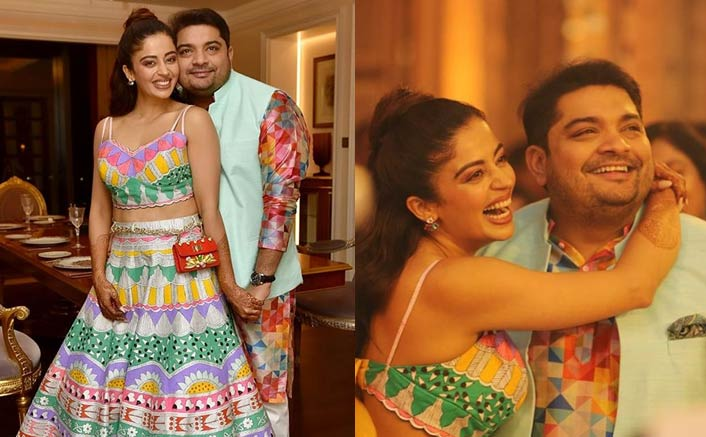Actress Nehha Pendse's Pastel Wedding Outfits Should Be Every Bride's Goals
