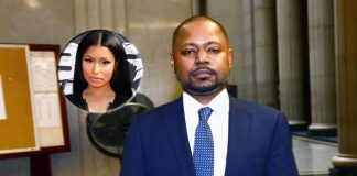 Nicki Minaj's brother jailed for child rape