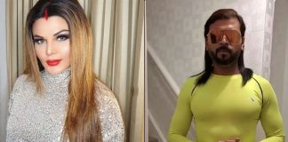 Not Hubby Ritesh But The Mystery Man In Rakhi Sawant's Video Is Her Brother