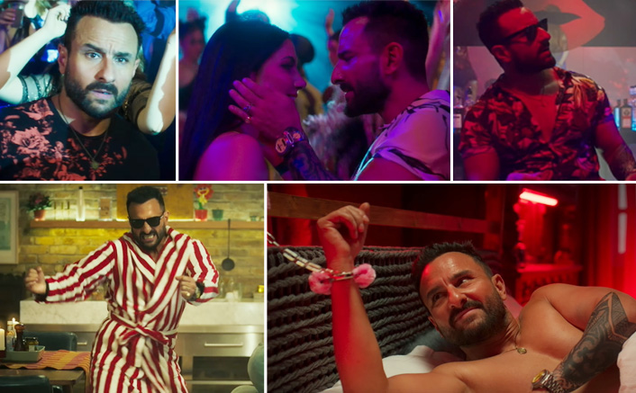 Ole Ole 2.0 From Jawaani Jaaneman Out! Saif Ali Khan Unleashes His Inner Lions & It's The 'Cocktail' We Need!