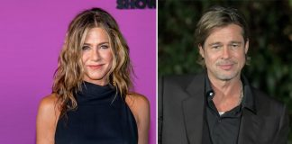 OMG! Jennifer Aniston & Brad Pitt To Come Together For An Award Show After 15 Years