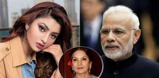 OMG! Urvashi Rautela Copies PM Narendra Modi's Tweet For Shabana Azmi, Finds Self At The Troll Brigades Receiving End