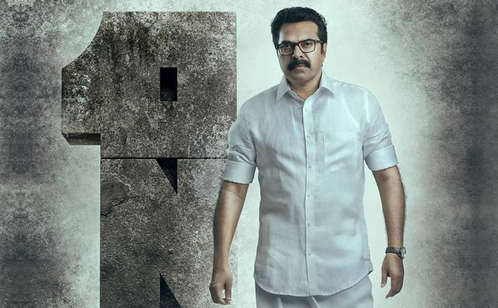 ONE: Mammootty As Politician Looks Intense & Intriguing In New Poster From His Next