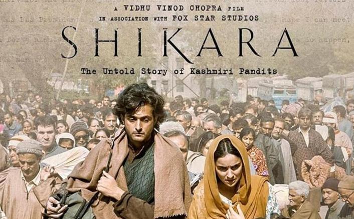 Shikara: PIL Filed Against Vidhu Vinod Chopra's Film Over Showcasing Valley Muslims In 'Bad Light'