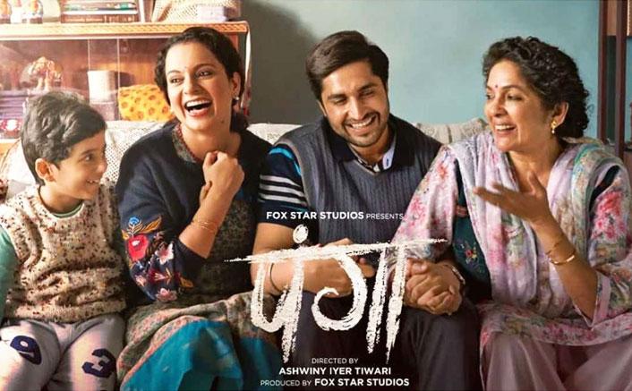 Panga Box Office Day 4: Kangana Ranaut's Film Faces Monday Drop