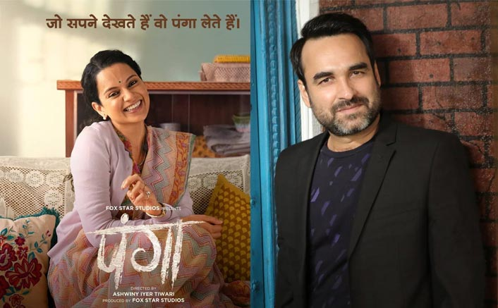 Panga: Here's Pankaj Tripathi Walked Out The Kangana Ranaut Starrer