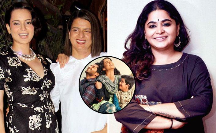Panga: Kangana Ranaut's Sister Rangoli Chandel Said This To Ashwiny Iyer Tiwari About The Film's Low Collections
