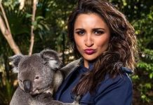 Australia Tourism Brand Ambassador Parineeti Chopra Creates Awareness About On-Going Wildfires