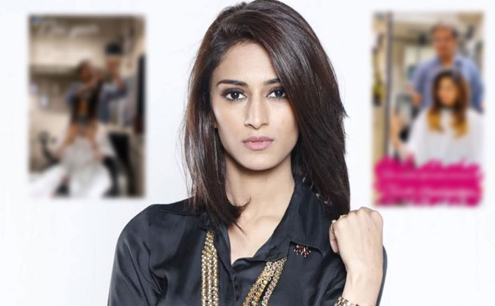 PICS: Erica Fernandes' New Fabulous Haircut Is Perfect For All The Ladies Who Believe In 'New Year, New Me'