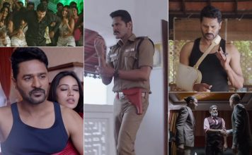 Pon Manickavel Trailer: Prabhu Deva As A Badass Cop In The Actioner Will Leave You Asking For More