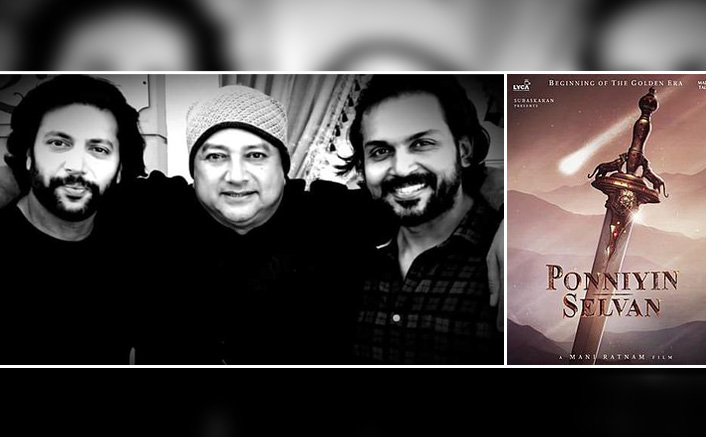 Ponniyin Selvan: A Picture Featuring Jayaram, Karthi & Jayam Ravi From The Sets Of Mani Ratnam's Period Drama Goes Viral
