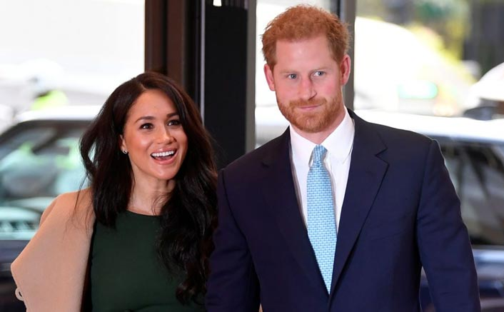 Meghan Markle To Do Voiceover For Disney? Courtesy, Prince Harry