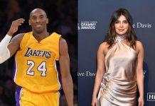 Priyanka Chopra's special way of paying tribute to Bryant at Grammys