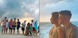 Priyanka, Nick kickstart New Year with a beach vacation