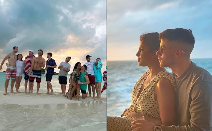 Priyanka, Nick kickstart New Year with a beach vacation