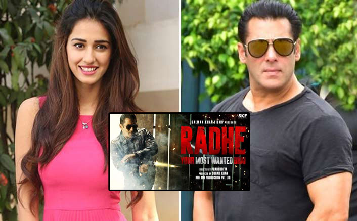 Radhe: Your Most Wanted Bhai: Disha Patani Still Remains Intimidated By Salman Khan's Aura!