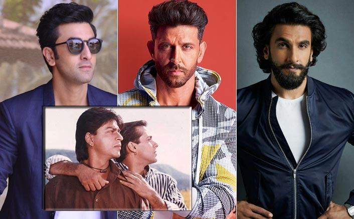 Ranbir Kapoor/Ranveer Singh & Hrithik Roshan In Shah Rukh Khan & Salman Khan's Karan Arjun Remake - Rakesh Roshan's Choice