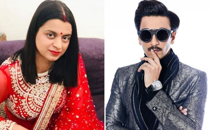 """Rangoli Chandel Calls Out Ranveer Singh: """"People With Rich Parents Who Have Access To Connections Don't Qualify As Outsiders"""""""