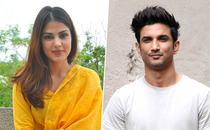 Rhea Chakraborty Finally Opens Up About Relationship Status With Sushant Singh Rajput