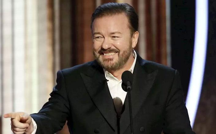 Ricky Gervais will never host Golden Globes again