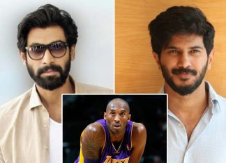 #RIPKobeBryant: Rana Daggubati To Dulquer Salmaan, South Celebs Mourn On Death Of The Legendary Basket Ball Player