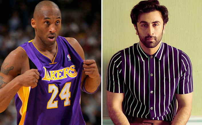 #RIPKobeBryant That Time When Legend Gave Him His Shoes To Ranbir Kapoor & Signed An Autograph For Him