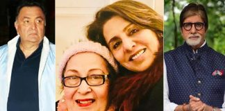 Rishi Kapoor's Sister Ritu Nanda Passes Away, Amitabh Bachchan, Neetu Kapoor Pay Their Condolences