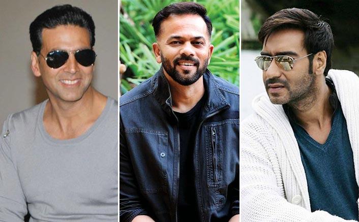 Rohit Shetty Reveals The Weak Spots Of Akshay Kumar & Ajay Devgn