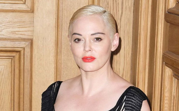 Gautam Rose McGowan told to grow hair longer or men wouldn't want her