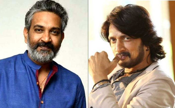 RRR: Kannada Superstar Kiccha Sudeep Roped In For Rajamouli's Period Action Drama?