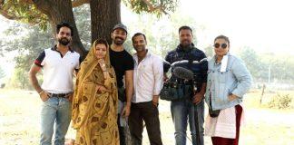 Rubina Dilaik in hubby Abhinav Shukla's short film 'Bareilly Ki Beti'