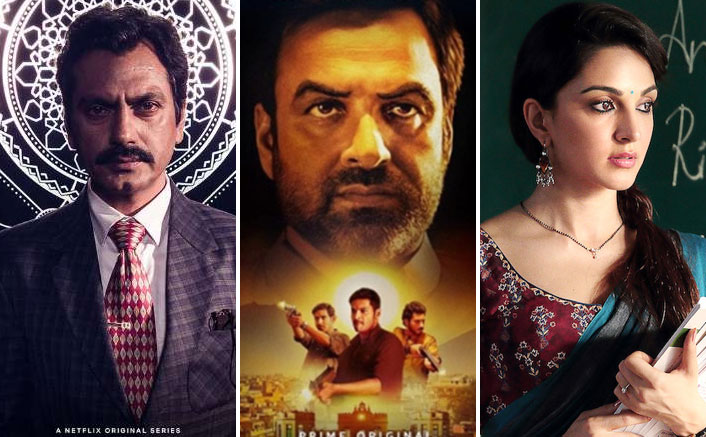 Sacred Games, Mirzapur & Lust Stories Among The Most-Searched Web Content Globally