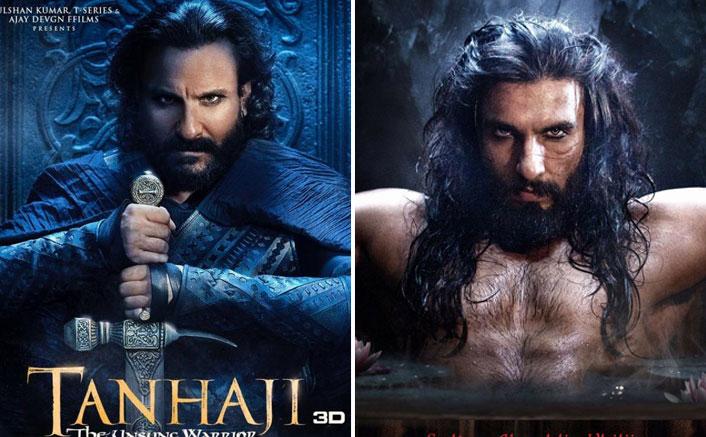 "Saif Ali Khan On Tanhaji's Udhaybhan VS Khilji Comparisons: ""Appreciate That Ranveer Singh Has Set The Bar High"""