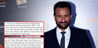Saif Ali Khan Comments On Indian History Gets Brutally Trolled
