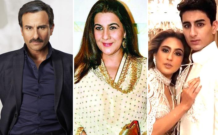 Saif Ali Khan FINALLY Speaks About His Divorce With Ex-Wife Amrita Singh & Breaking The News To Sara Ali Khan & Ibrahim