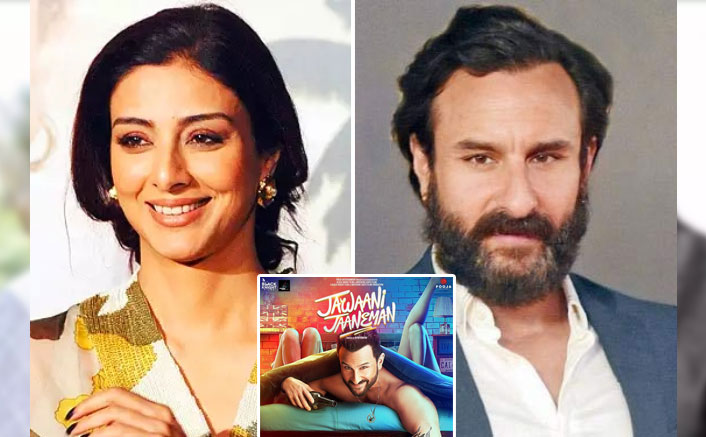 "Saif Ali Khan On Working With Tabu In Jawaani Jaaneman: ""She's Compelling & Extremely Funny To Work With"""
