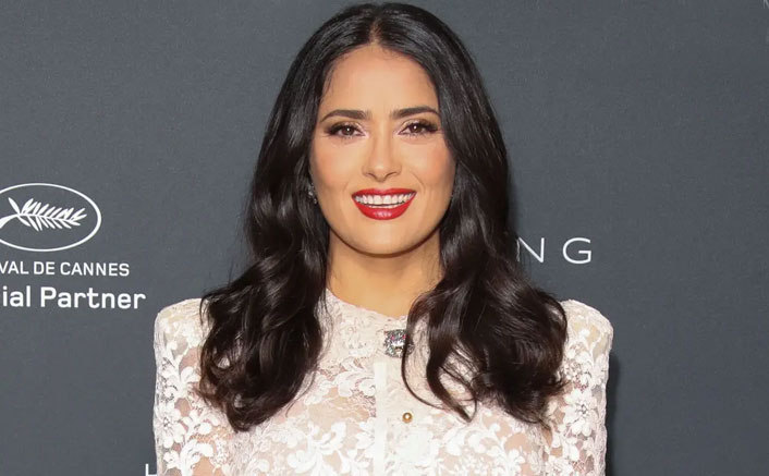 Salma on women in Hollywood: We're on the right path