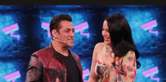 Salman, Kangana play kabaddi on 'Bigg Boss'