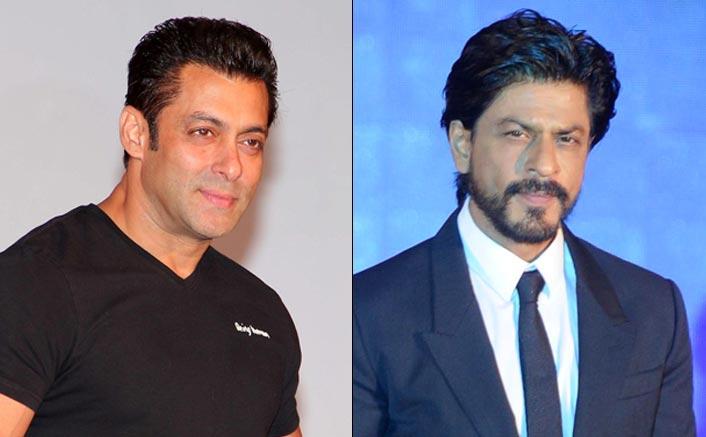 WHAT! Shah Rukh Khan's Darr Was Based On Salman Khan's Crush 'Kiran'