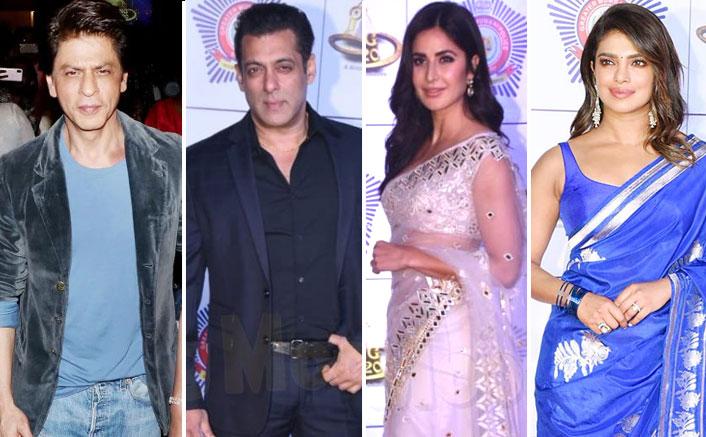 Salman, Shah Rukh, Katrina and Priyanka glitter at 'Umang 2020'