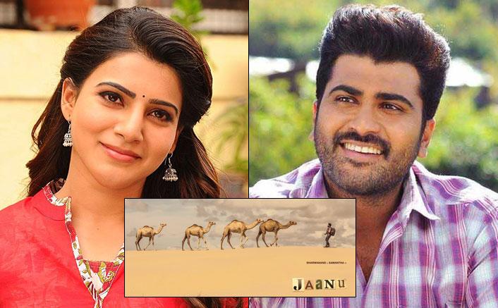 Samantha Akkineni & Sharwanand's Next Titled As 'Jaanu', First Looks Poster Looks Impressive