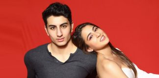 Sara Ali Khan, brother Ibrahim give sibling goals