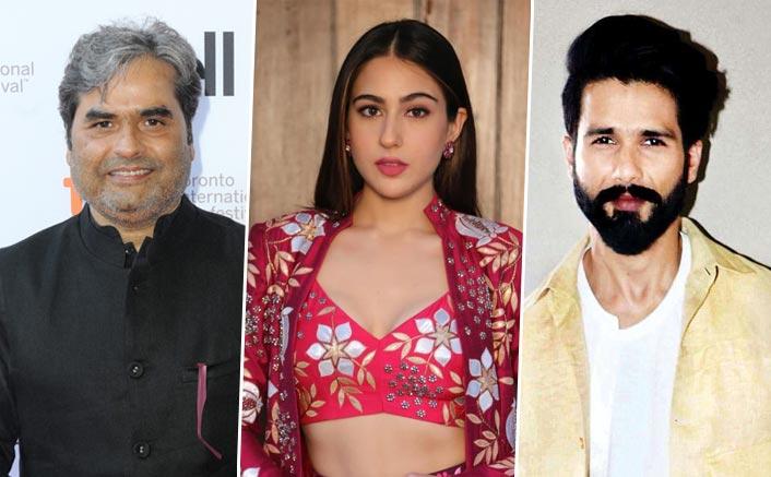 Sara Ali Khan Roped In For Shahid Kapoor & Vishal Bhardwaj's Kaminey 2?